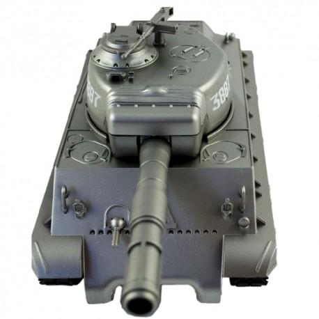 RC mašinėlė su pultu tankas War Power II