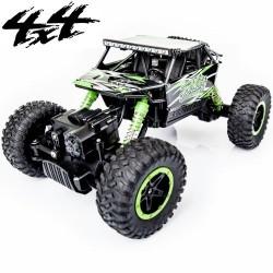 RC mašinėlė su pultu NQD Rock Crawler 1:18 4WD | Radijo bangomis valdomi žaislai