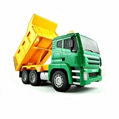 RC mašinėlė su pultu sunkvežimis City Truck