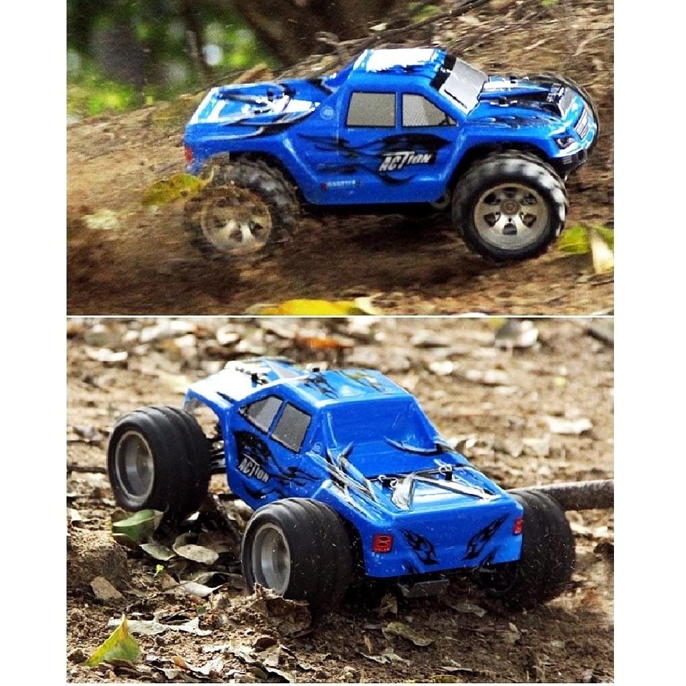 RC mašinėlė su pultu Wltoys A979-A 1:18 | Radijo bangomis valdomi žaislai