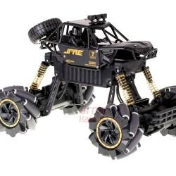 RC mašinėlė su pultu NQD METAL CLIMBER 4WD 1:16