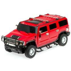 RC mašinėlė su pultu Hummer H2 1:24