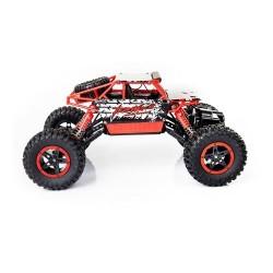 RC mašinėlė su pultu Rock Crawler 1:18 4WD | Radijo bangomis valdomi žaislai