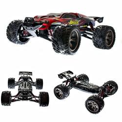 RC mašinėlė su pultu Monster Truck 1:12 mastelio